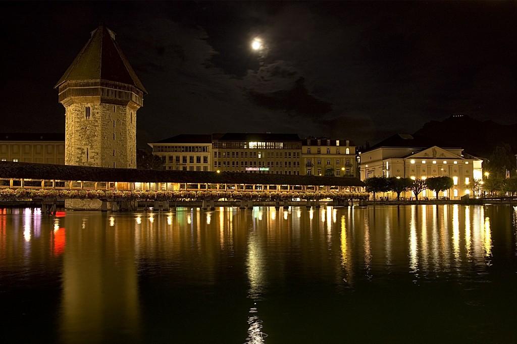 Lucerne Kapellbrücke