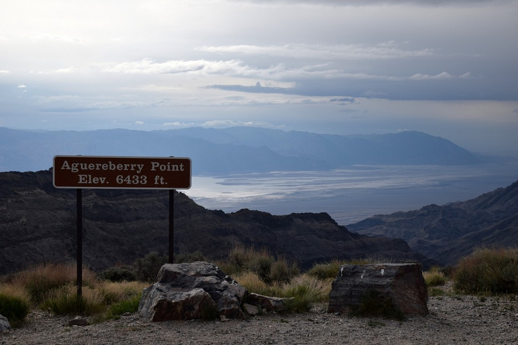 Death Valley 2 - Aguereberry Point